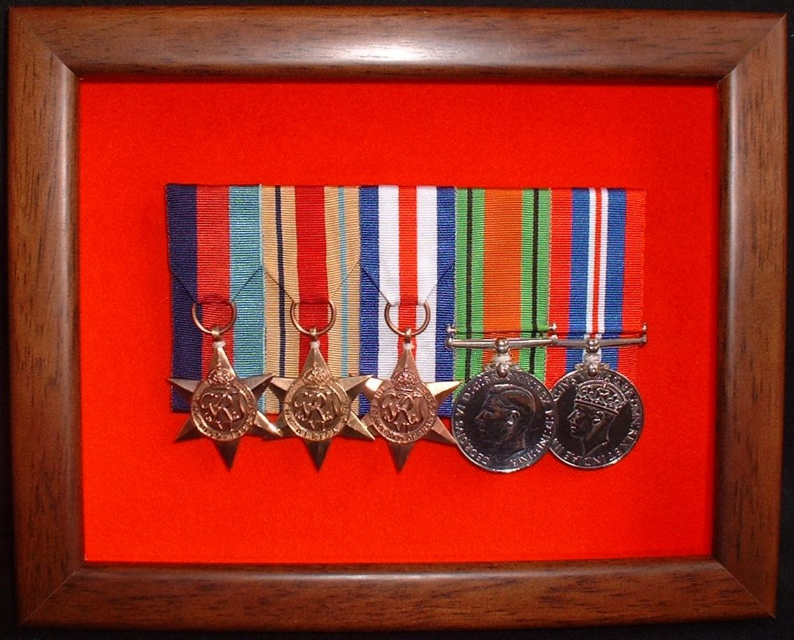 Windsor Medals - Full Size Military Medals Court mounting and Swing ...